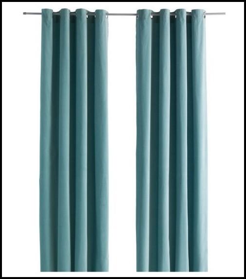'sanela' Navy Blue (and Dark Green) Velvet Curtains