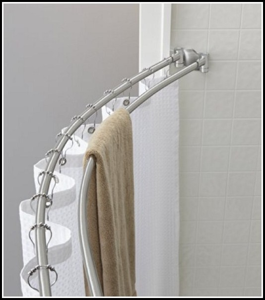 60 Inch Shower Curtain Rod