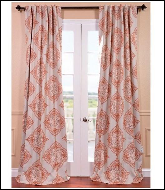 96 Inch Grommet Blackout Curtains