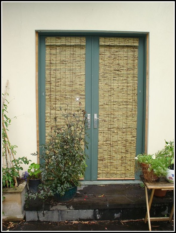 Bamboo Curtains For Patio Doors
