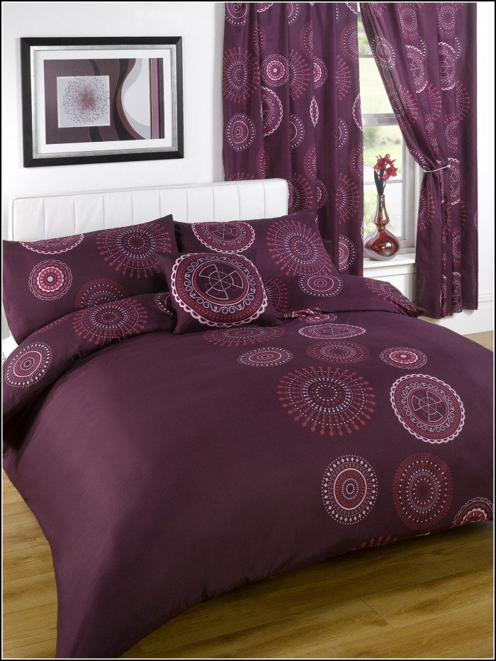 Bed Sets With Matching Curtains