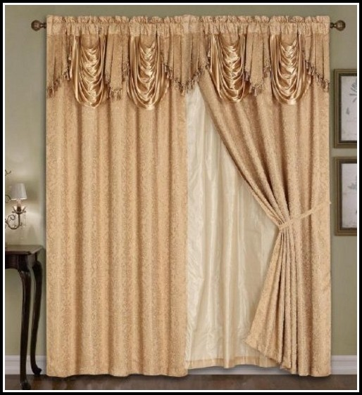 Bedroom Curtain Valance Ideas