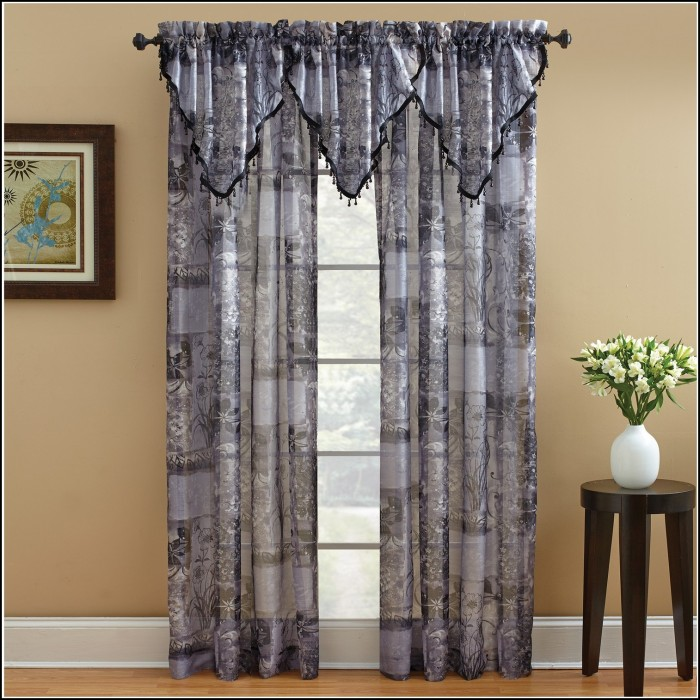 Yellow And Gray Chevron Curtains Curtains Home Design