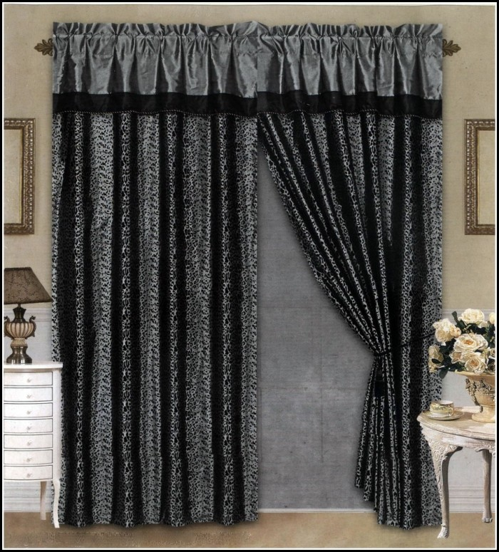 Black White And Gray Curtains Curtains Home Design Ideas Kypzzmkpoq26468