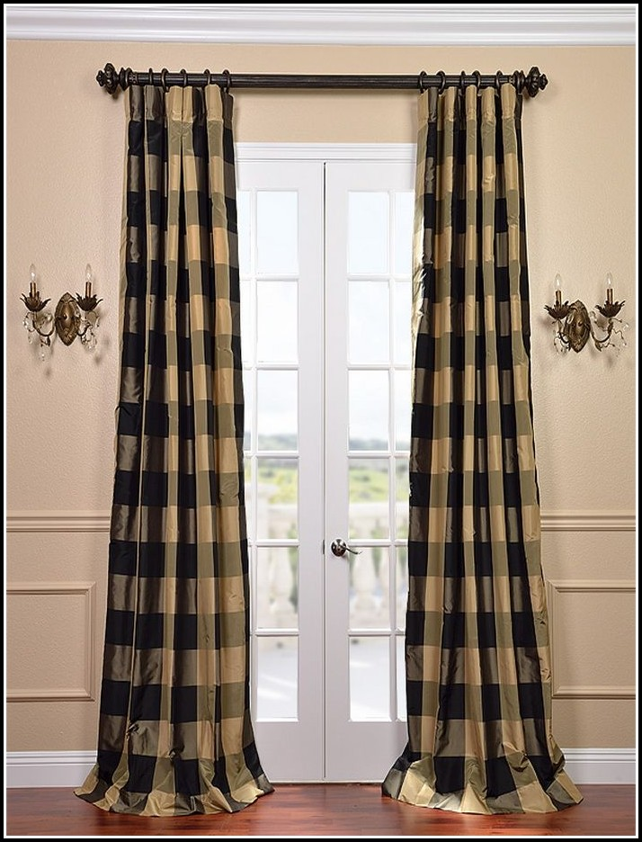 Black And Tan Country Curtains Download Page Home Design