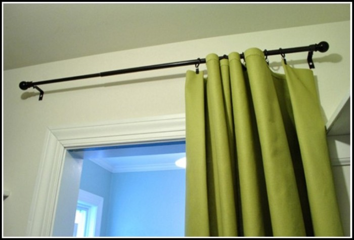 Large Curtain Rod Clip Rings Curtains Home Design