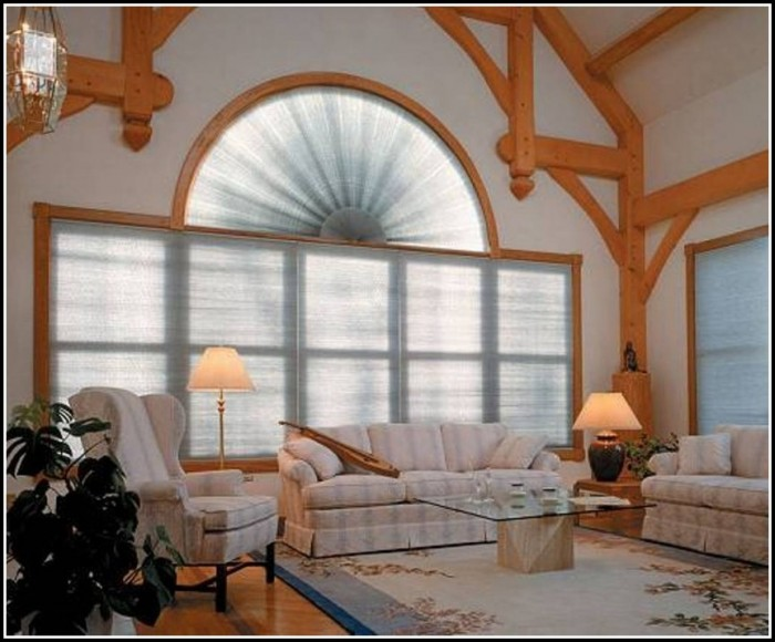 Coverings For Half Moon Windows