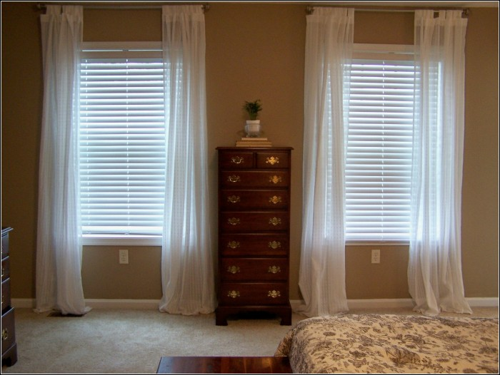 Curtains For Extra Long Windows