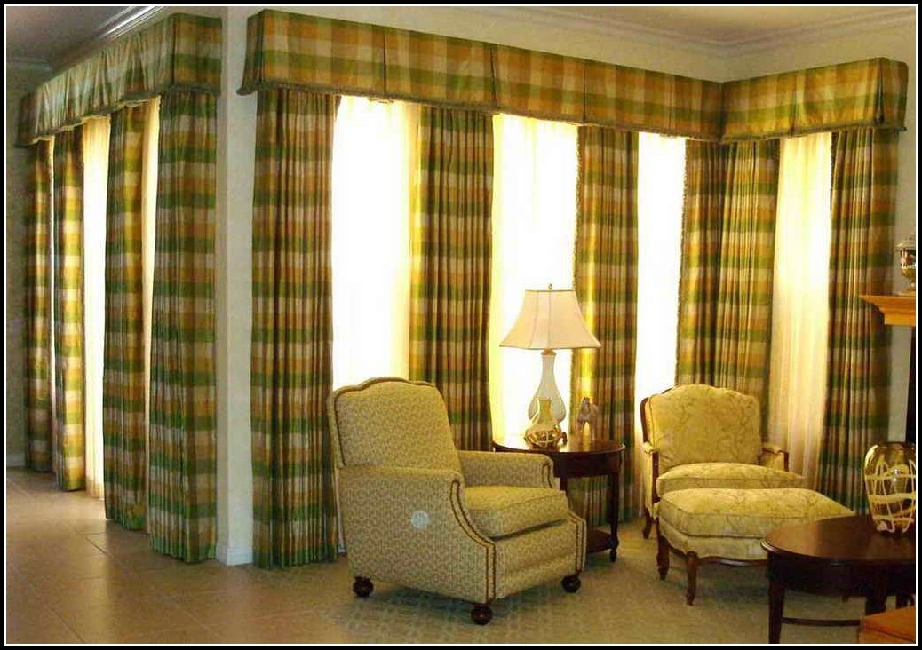 Valances For Windows Living Rooms How To Make