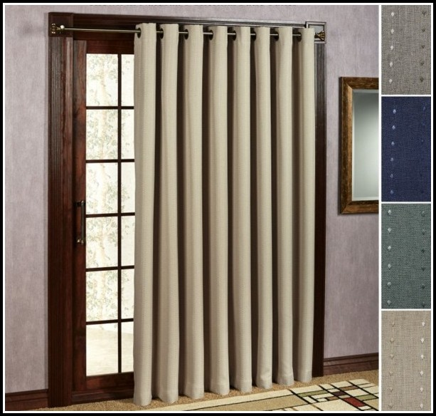 Curtains For Sliding Glass Doors In Bedroom