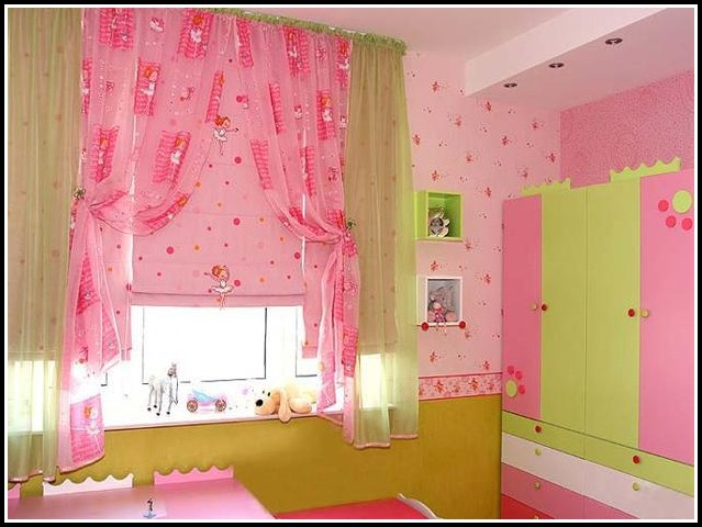 Curtains For Toddler Rooms