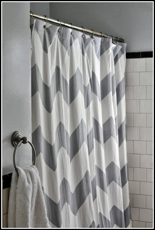 Grey And White Curtains Australia