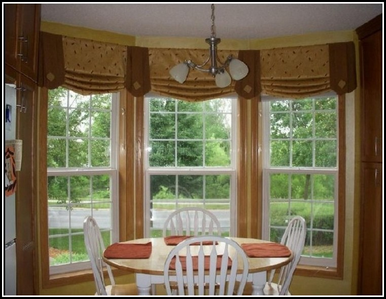 Large Bay Window Curtain Rods Curtains Home Design