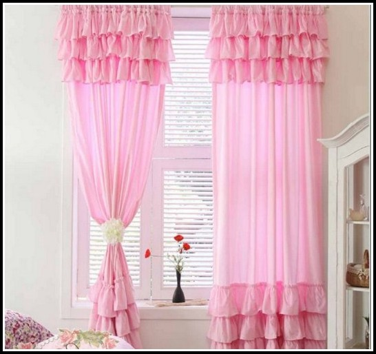 Light Pink Blackout Curtains Uk