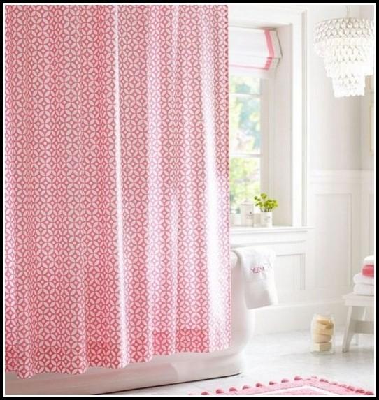 Light Pink Grommet Blackout Curtains