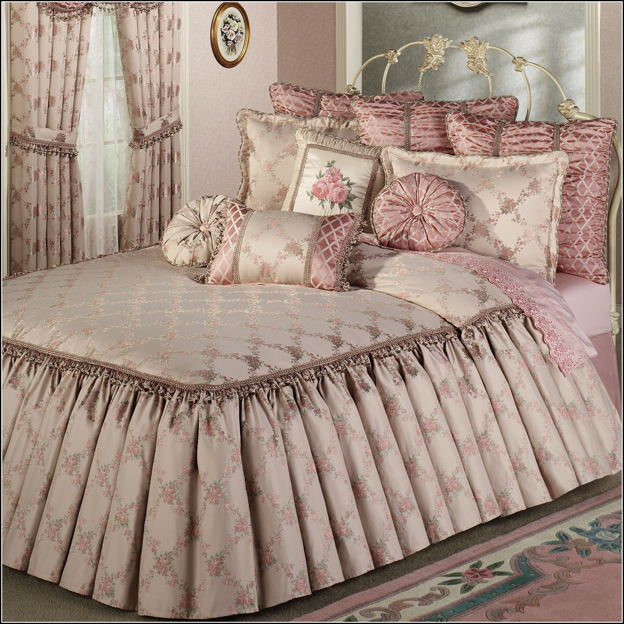 Matching Curtains And Bedding Sets