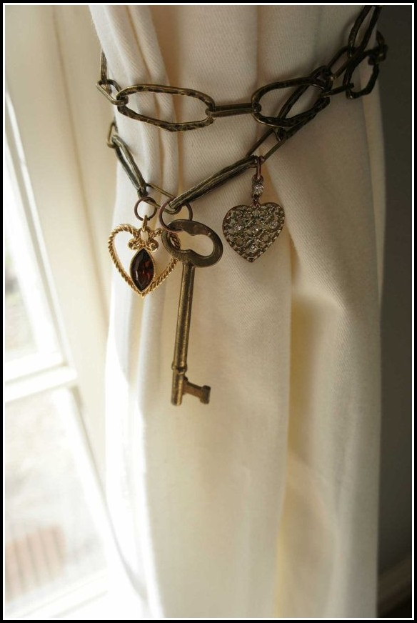 Metal Curtain Tie Backs Australia Curtains Home Design