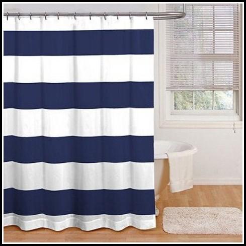 Navy And White Striped Curtains Canada Curtains Home Design Ideas Abpwlymnvx28435