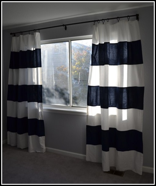 navy blue and white striped shower curtain. Navy Blue And White Striped Shower Curtains  Home Design