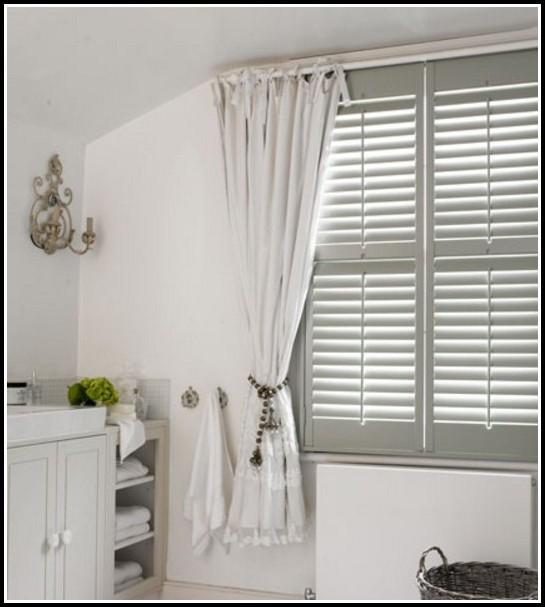 Net Curtains For Bathroom Windows
