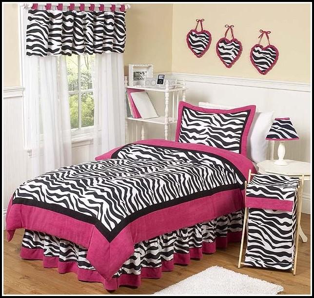 Pink Zebra Print Curtains Uk