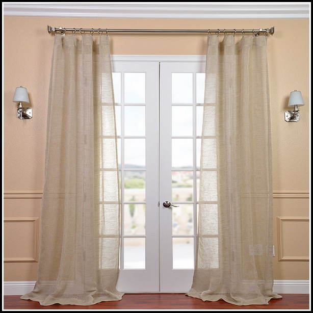 Standard Length Of Curtains Windows Curtains Home