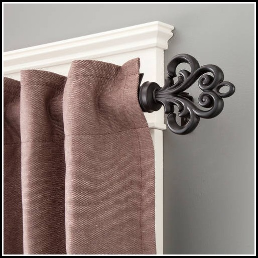 Swing Arm Curtain Rod Ikea