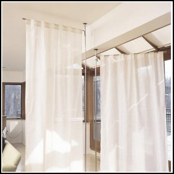 Swing Curtain Rods Ideas