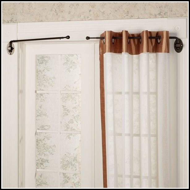 Swing Arm Curtain Rods Australia