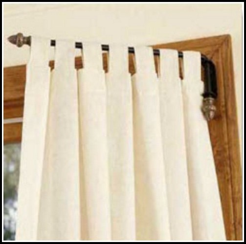 Swing Rod Arm Curtain Rods