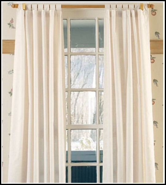 Tab Top Thermal Curtains Drapes