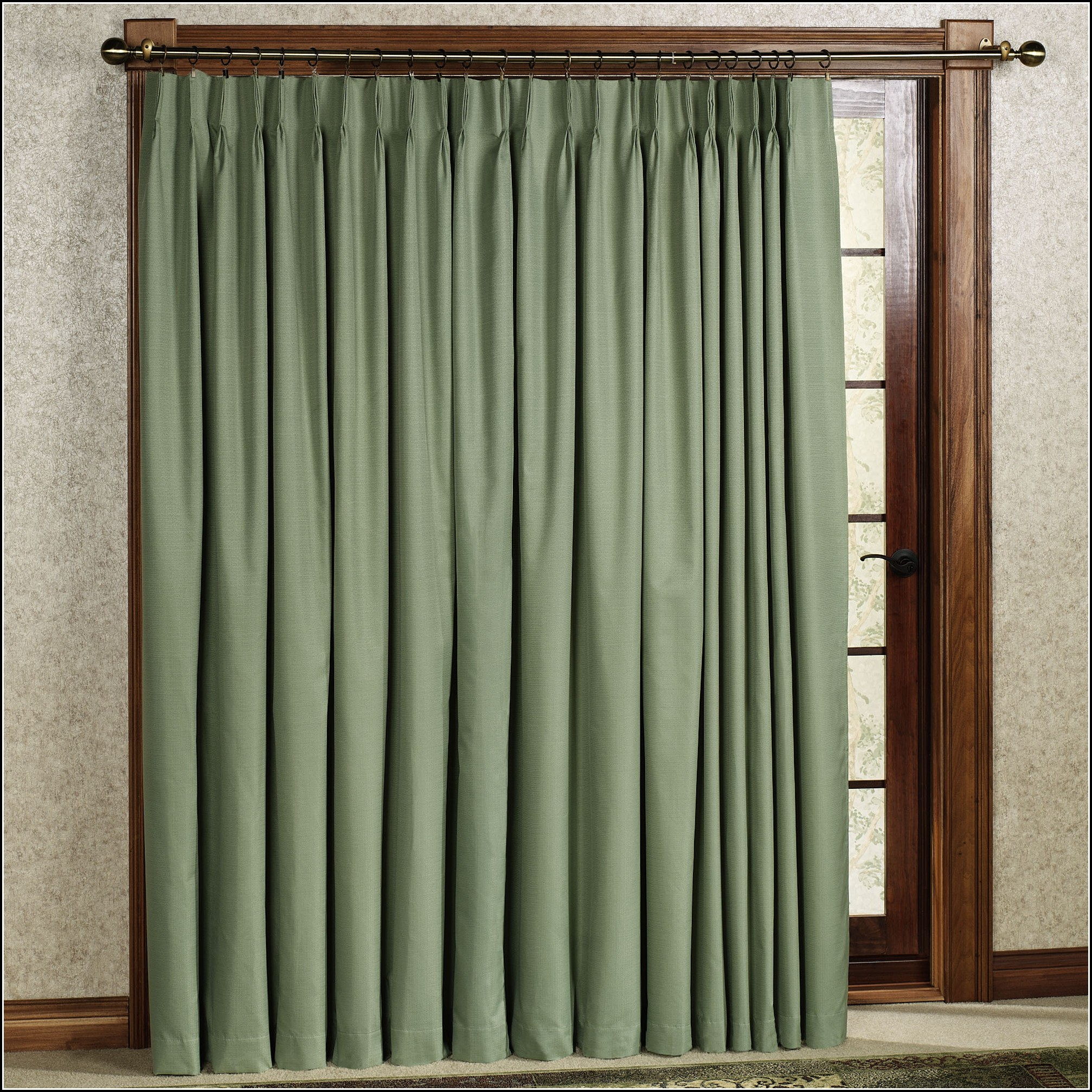 Thermal Blackout Patio Door Curtains Curtains Home Design Ideas Amdl9laqyb27672