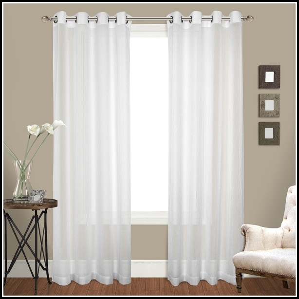 White Tab Top Curtains Uk Curtains Home Design Ideas