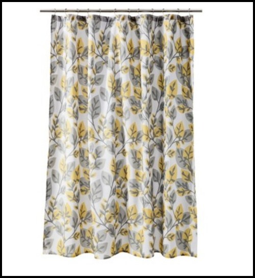 Yellow And Grey Curtains Uk