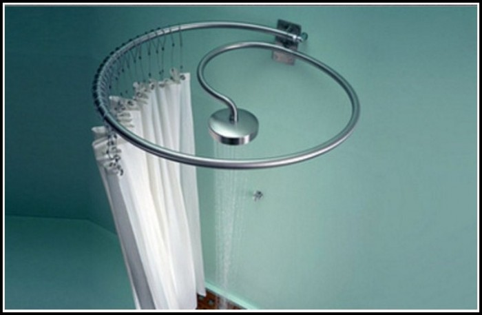 10 Ft Shower Curtain Rod