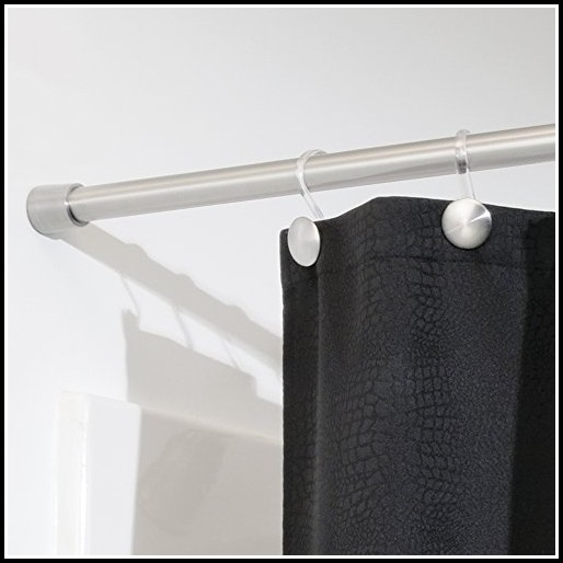 100 Inch Shower Curtain Rod