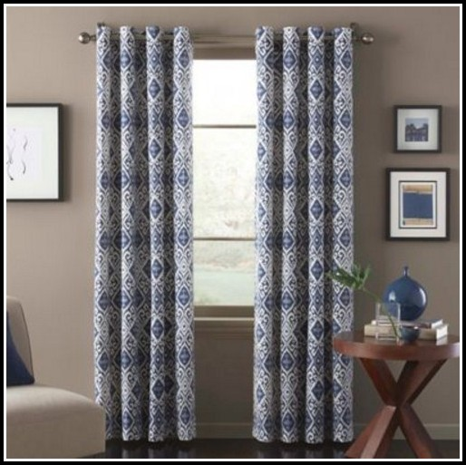 108 Inch Curtain Panels Blackout
