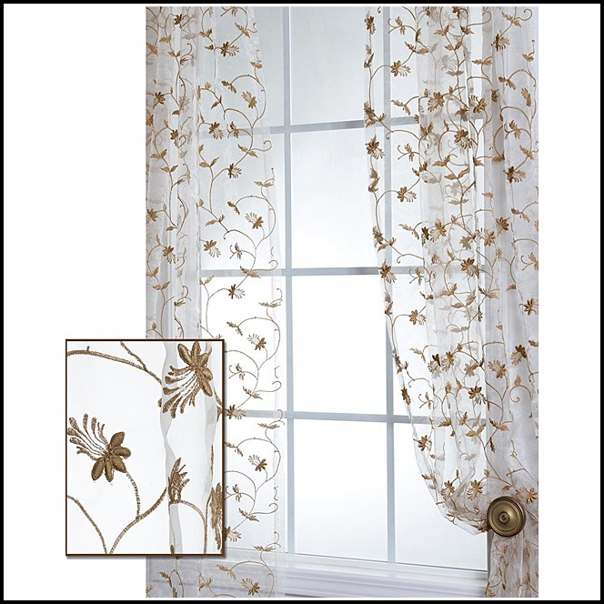 108 Inch Length Curtain Panels