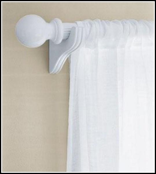 12 Ft Double Curtain Rod