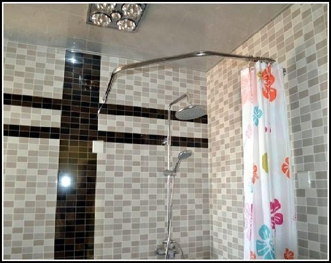 12 Ft Shower Curtain Rod