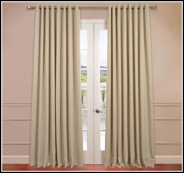 120 Inch Length Blackout Curtains