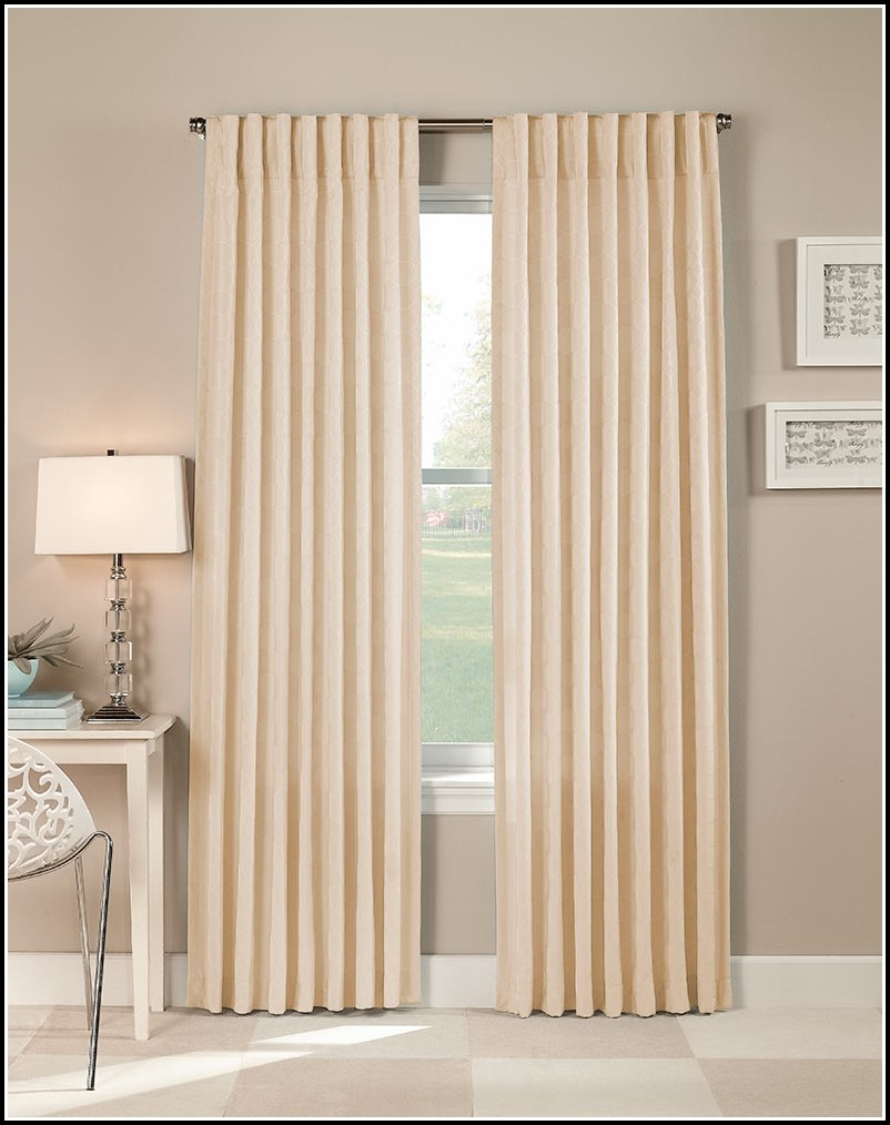 120 Inch Length Thermal Curtains