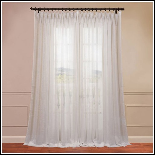 120 Inch Wide Curtain Panels