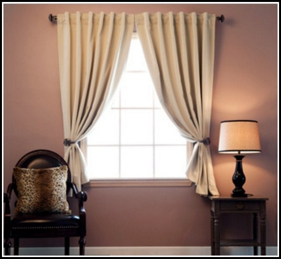 36 Inch Long Thermal Curtains