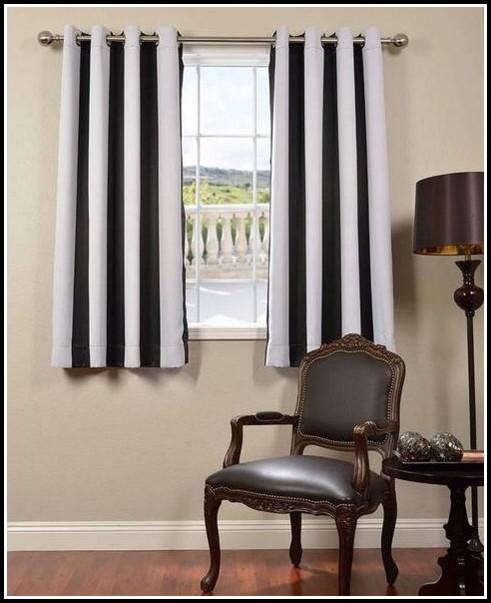 63 Inch Grommet Blackout Curtains