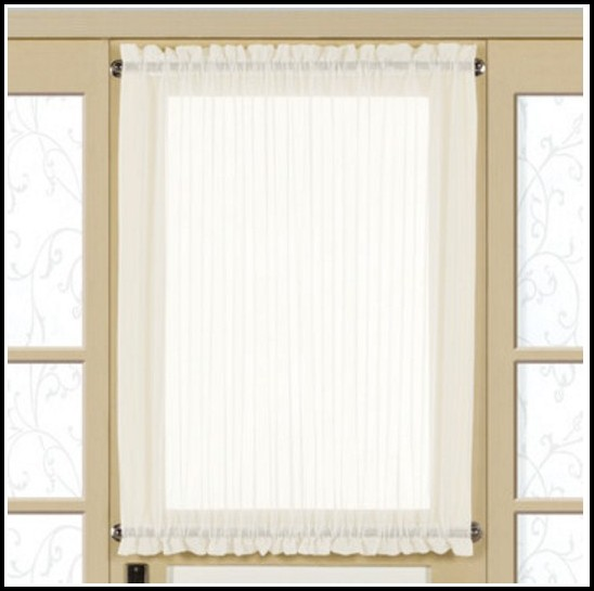 63 Rod Pocket Curtain Panels