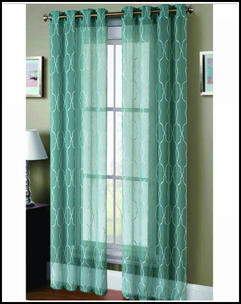 96 Inch Length Curtain Panels