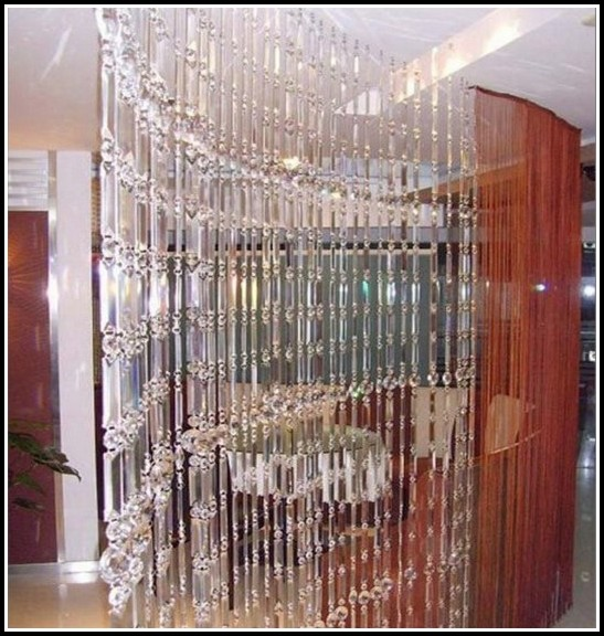 Beaded Curtains For Doors Walmart Curtains Home Design