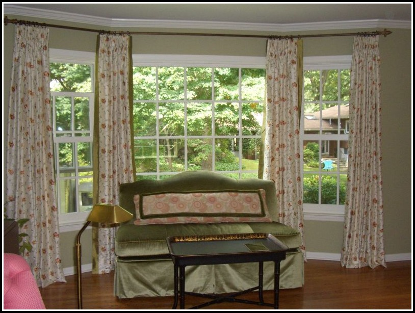 Bay Window Curtain Rods Bed Bath And Beyond Curtains Home Design Ideas 6zdama7dbx30007