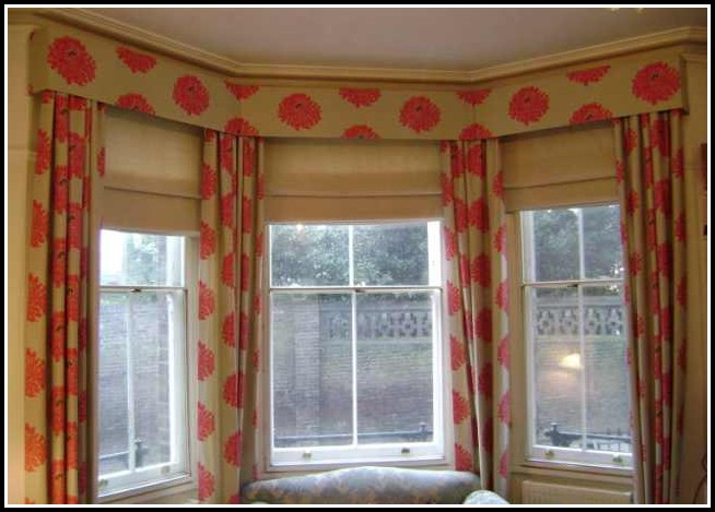 Bay Window Curtain Rods Jcpenney